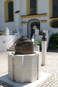 Bartholomäus Holzhauer Brunnen