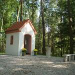 die neue Kapelle auf dem Ottilienberg