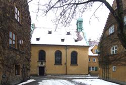 Augsburg_Fuggerei_Markuskirche Kopie